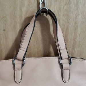 Max Studio Bags - 🔔 NEW pale pink satchel with beaded sides